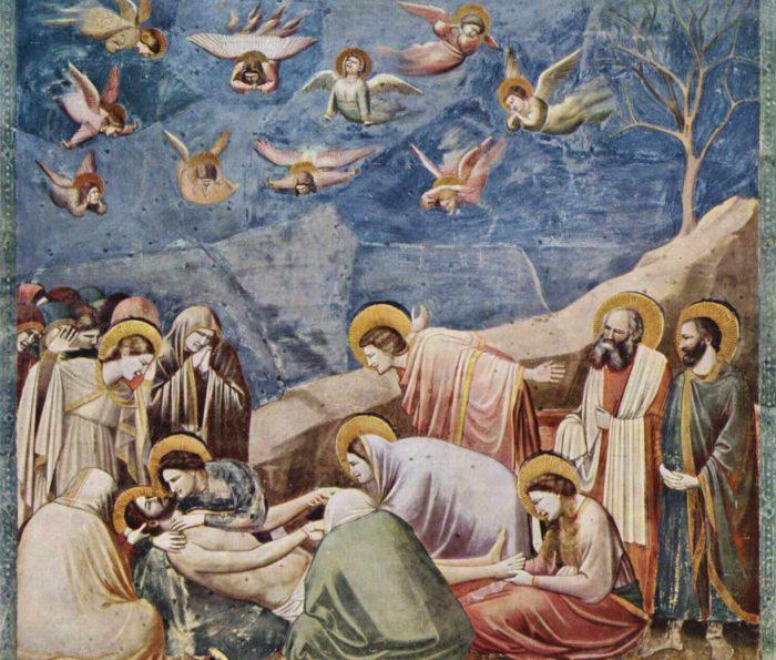 Opłakiwanie Chrystusa