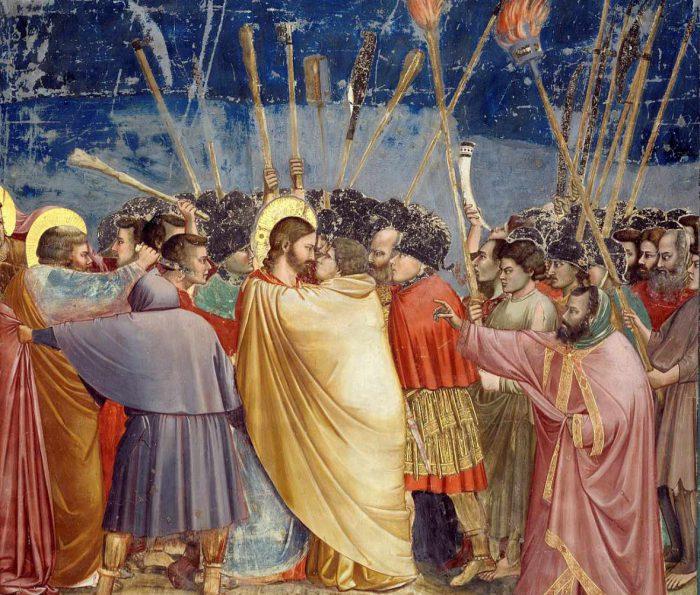 Pocałunek Judasza