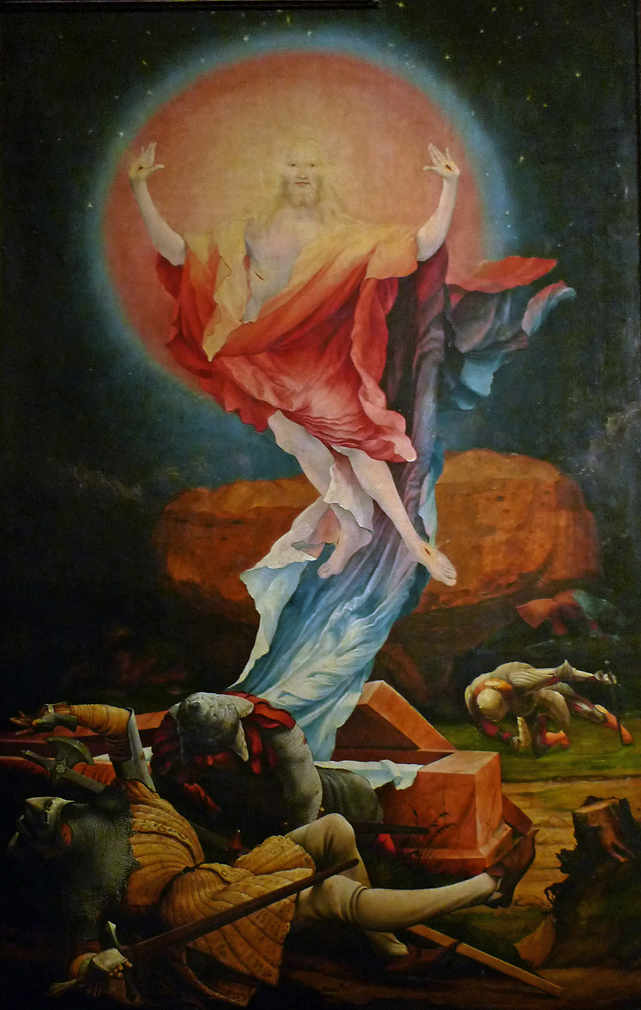 Grunewald-zmartwychwstanie