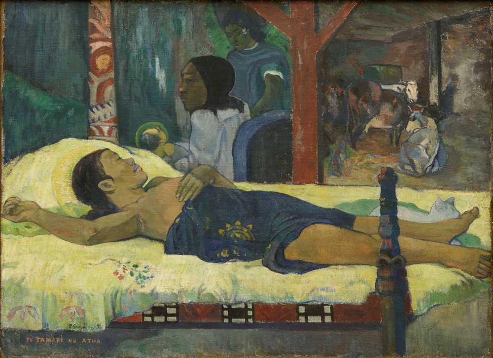 Boży Syn - Gauguin