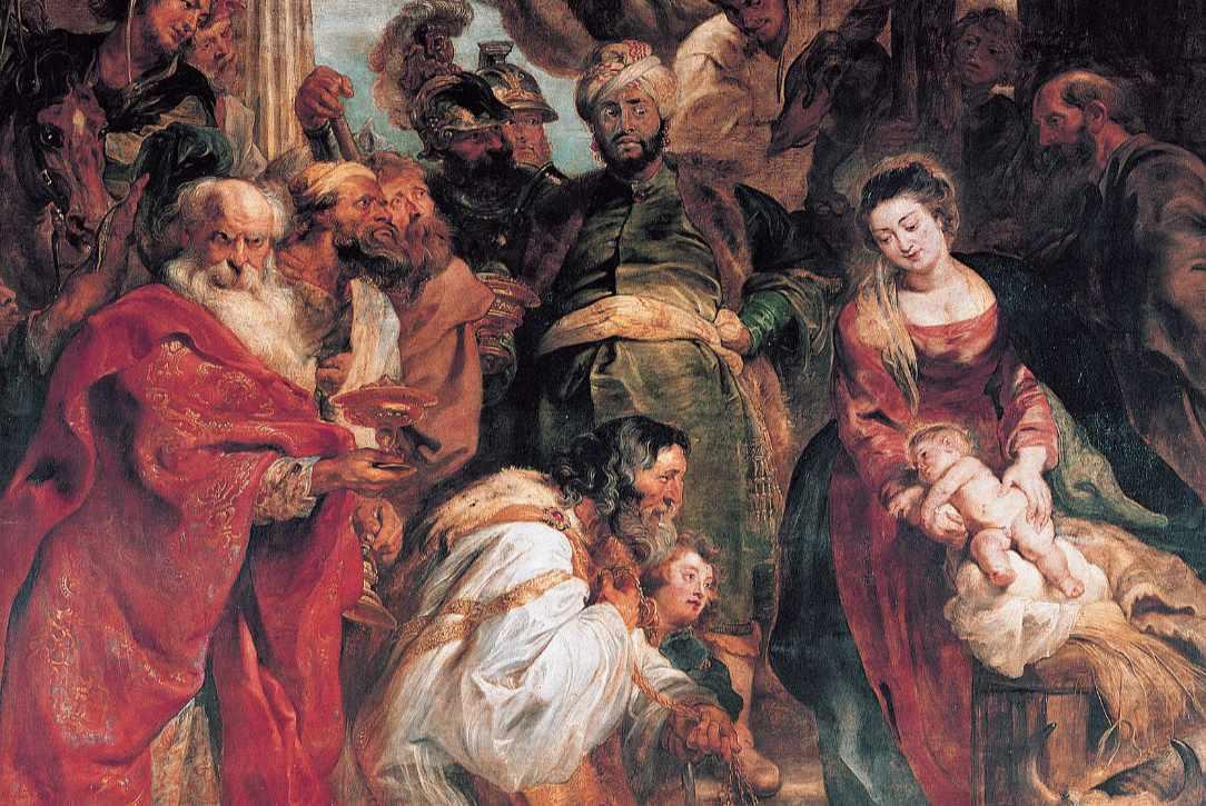 Rubens - The Adoration of the Magi