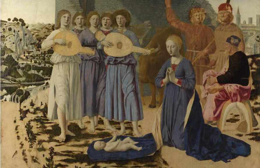 Piero-della-Francesca - fragment